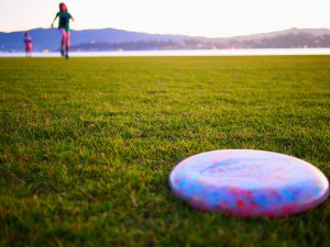 Frisbees bedrukken